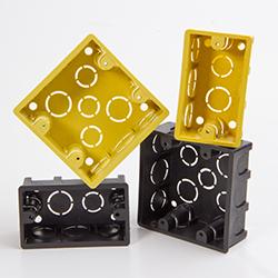 Fabricante de Caixinha de Luz Amarela 4x4